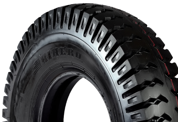TRUCK and BUS TIRE : Mighty HX-106 (Super Lug)