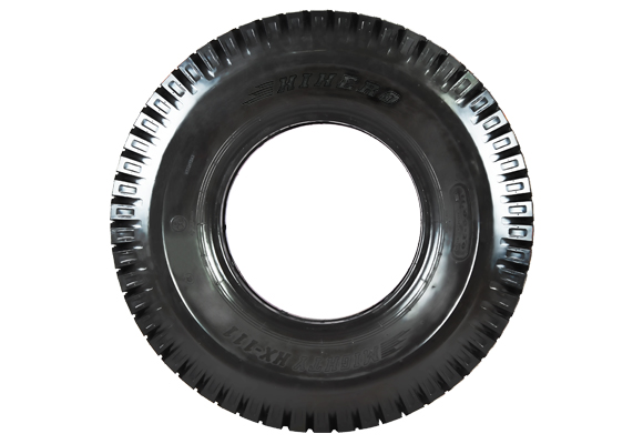 TRUCK and BUS TIRE : Mighty HX-111 (Super Lug)