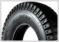TRUCK and BUS TIRE : Mighty HX-103 (Super Lug)