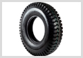 TRUCK and BUS TIRE : Mighty HX-105 (Super Lug)