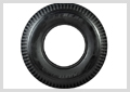 TRUCK and BUS TIRE : Mighty HX-201 (Normal Rib)