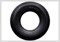 TRUCK and BUS TIRE : Mighty HX-205 (Special Rib)